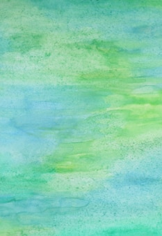 抽象的な水彩画の背景テクスチャ