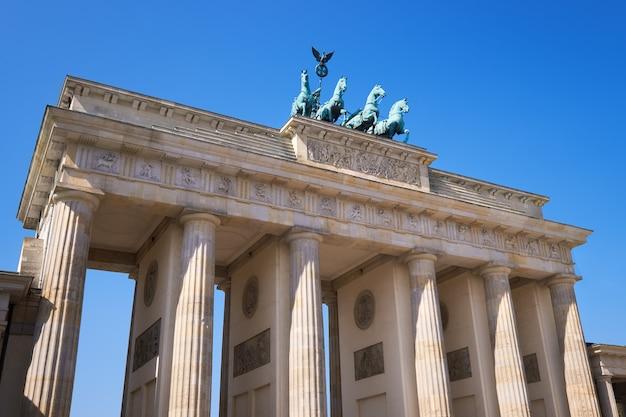 ベルリンのブランデンブルク門(ブランデンブルク門)