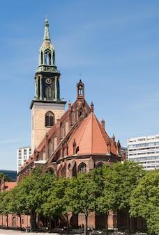 聖マリア教会ベルリン