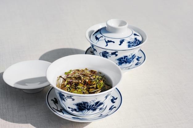 伝統的な中国茶