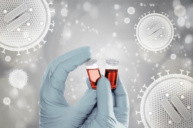 インフルエンザワクチン開発、コンセプト