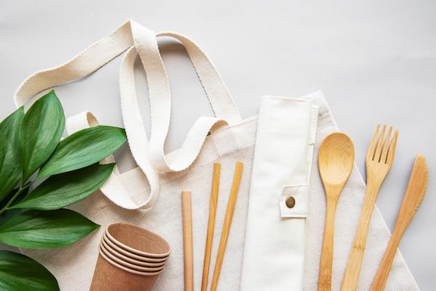 廃棄物ゼロのコンセプト、リサイクル食器