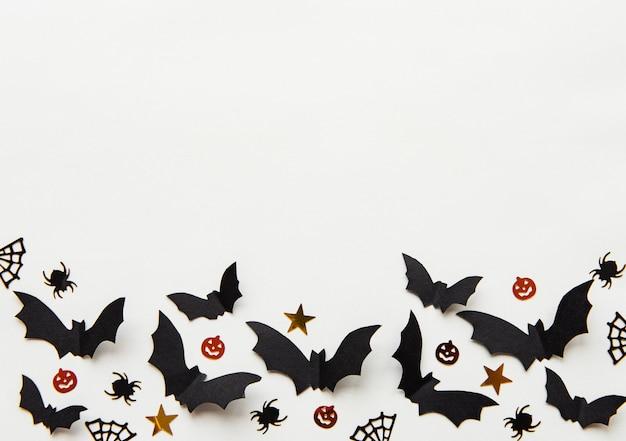 ハロウィーンの休日の装飾