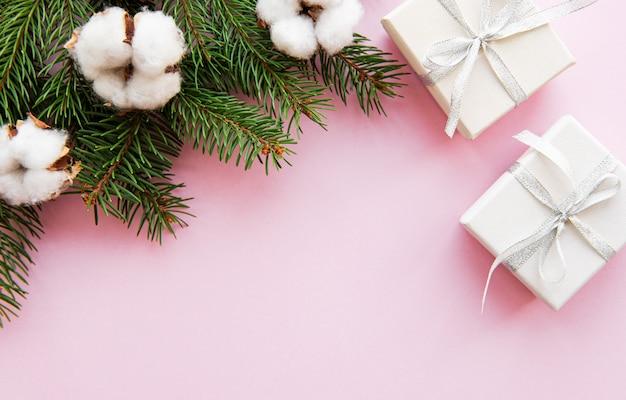 Рождественская праздничная композиция