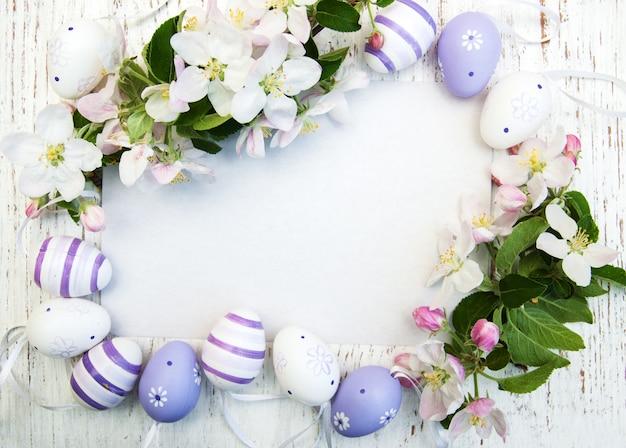 Пасхальные яйца и открытки
