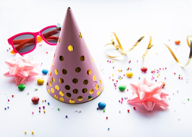 誕生日パーティーキャップ