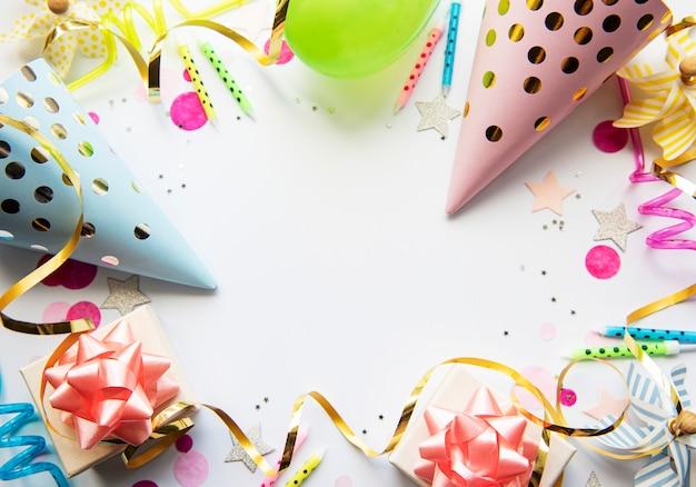 お誕生日おめでとうまたはパーティー