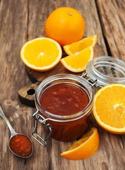 おいしいオレンジジャム