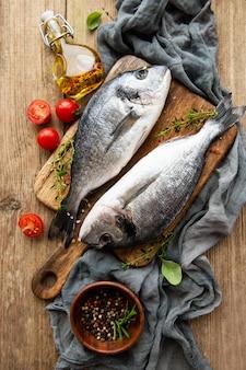 鮮魚ドラド