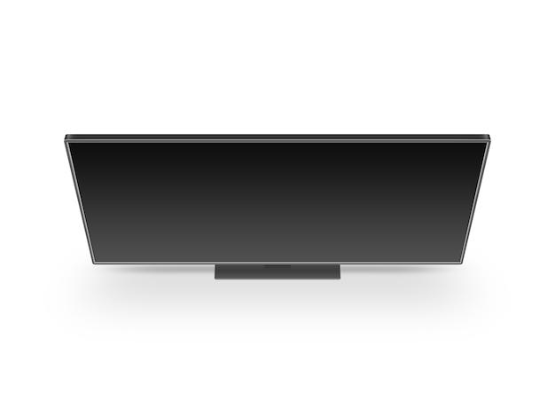 テレビのフラットスクリーン