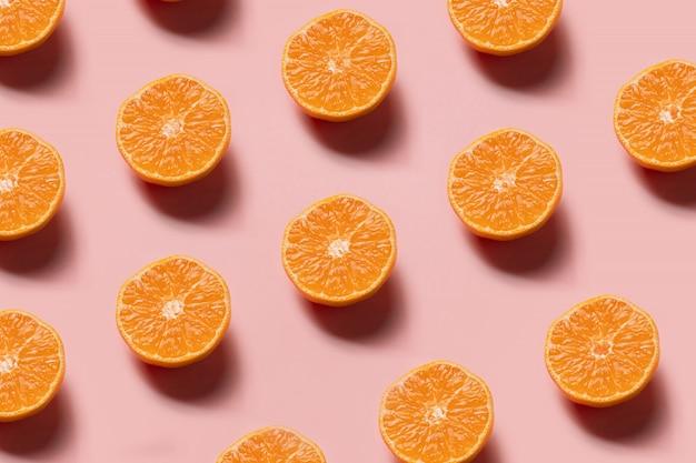 Разрезать апельсины в ряд