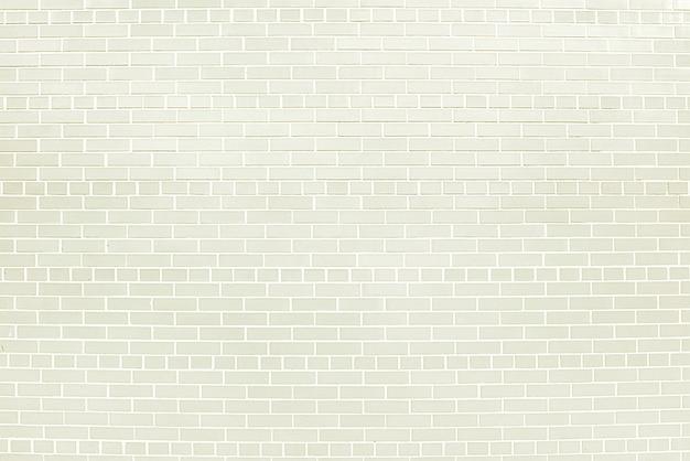 白いレンガの壁の背景テクスチャ