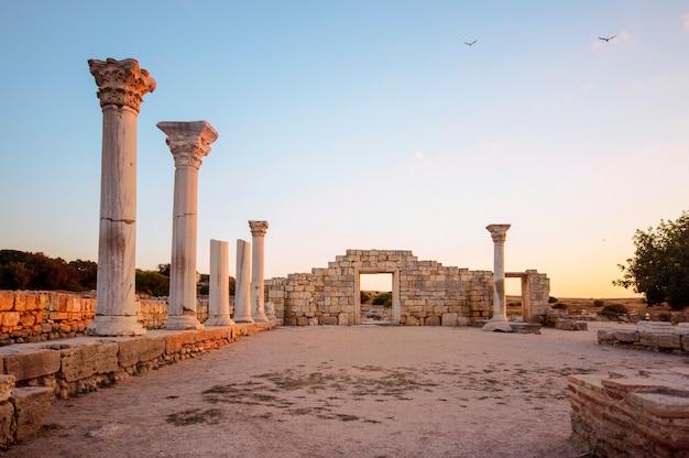 古代のバシリカ