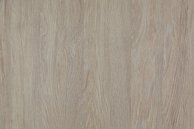 木製ラミネートのベージュグレーの表面のクローズアップ