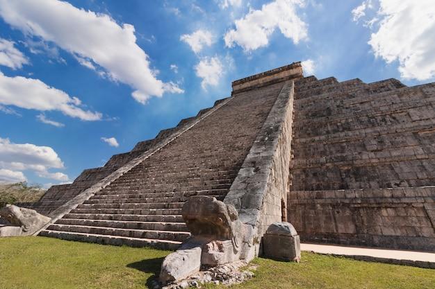 メキシコチチェンイツァマヤ遺跡