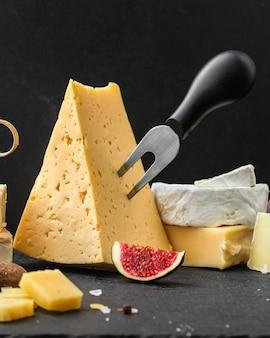 Сыр разных видов