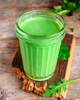 Зеленый коктейль коктейль антиоксидантная диета
