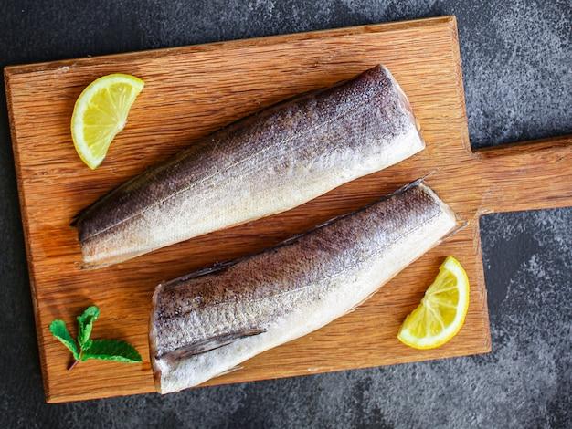 魚の生メルルーサ