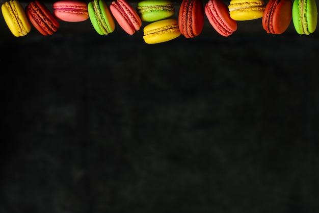 Миндальное печенье, миндальное печенье