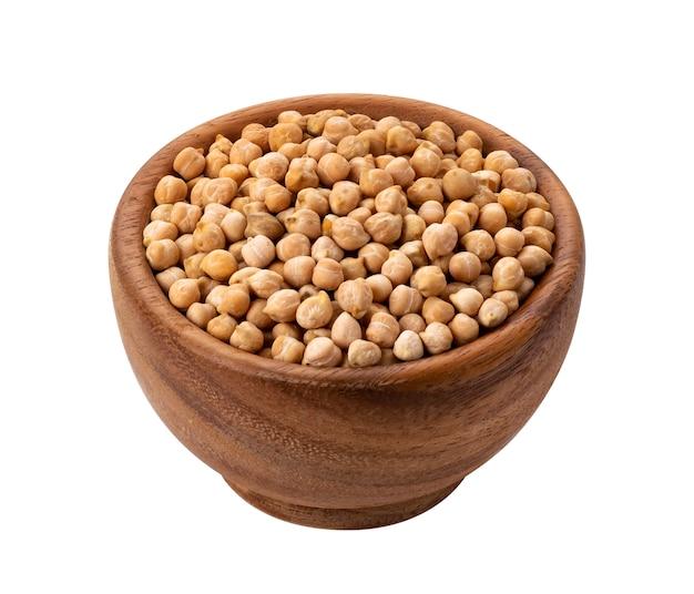 ひよこ豆の分離