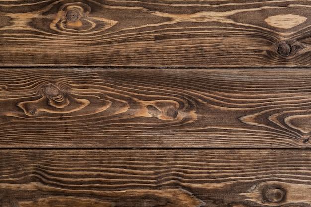 木の板の暗い背景テクスチャ
