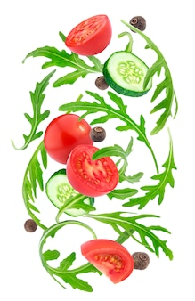 落ち野菜サラダ