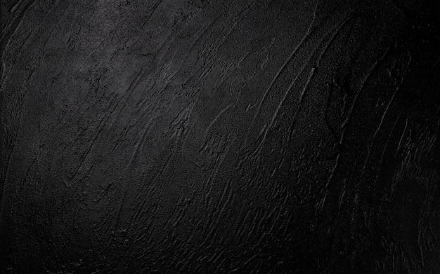 Черная каменная текстура, темный сланец