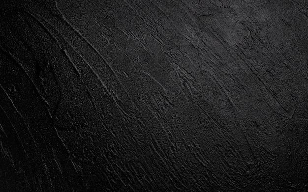 Черная каменная текстура