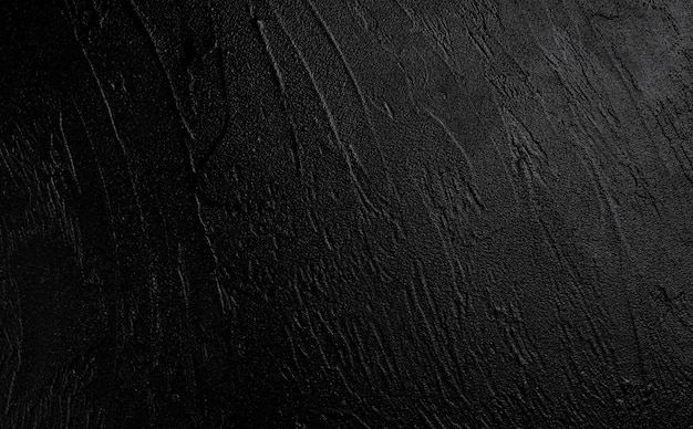 Черная каменная текстура, темный сланец фон