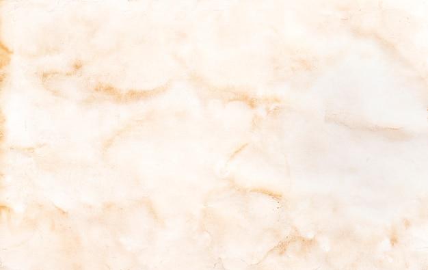 古い紙のテクスチャ、ヴィンテージ紙の背景、アンティークの紙