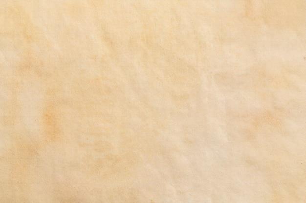 Старая бумажная текстура, винтажная бумажная предпосылка, взгляд сверху