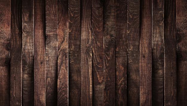 Темный деревянный фон
