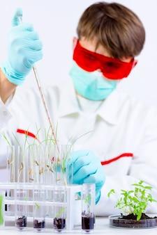Тестирование гмо-продуктов