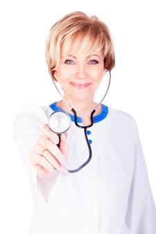医療職場の医者