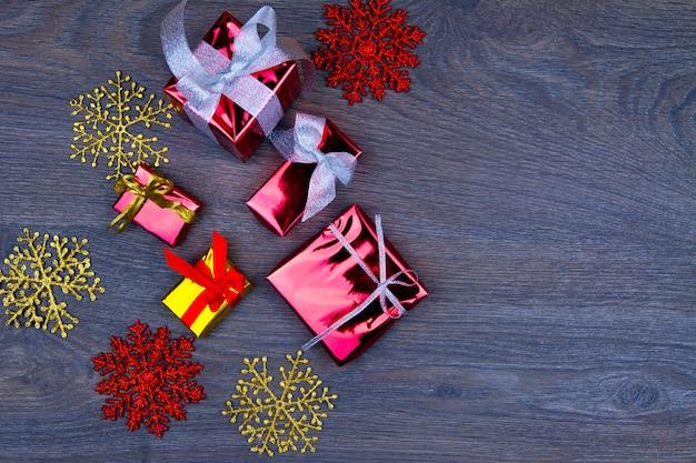 クリスマス休暇の準備