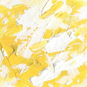 黄色の織り目加工パターン