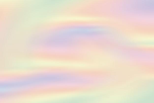 抽象的なグラデーションホログラフィック背景