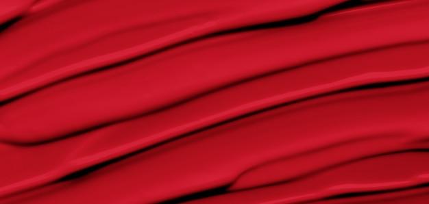 赤いマットの口紅の背景