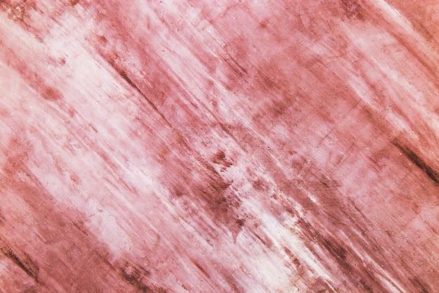 Красная конкретная предпосылка, стена с текстурой, подготовка для дизайна.