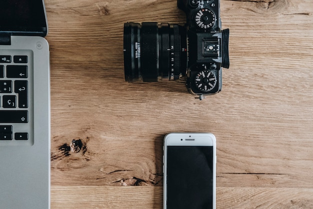 写真家のためのワークスペース