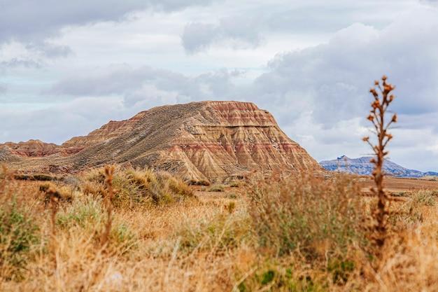 Пустыня барденас реалес в испании
