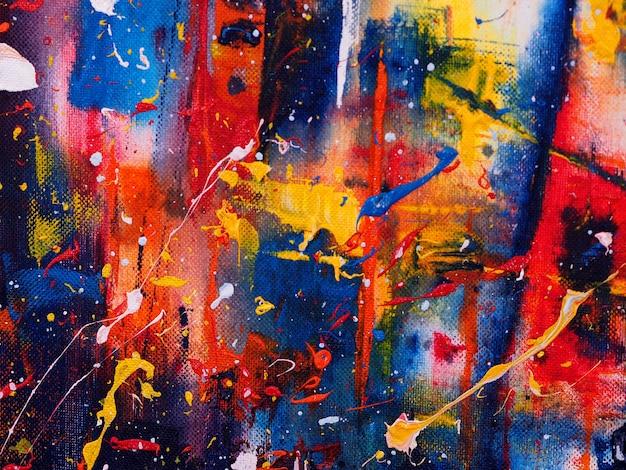 テクスチャと抽象的な水彩画の背景。
