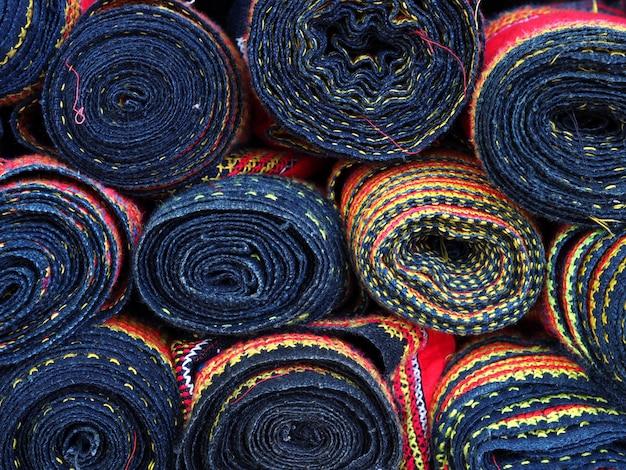 Рулонная ткань легкая натуральная ткань текстильная для фона