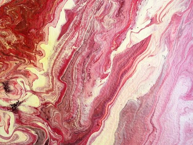 カラフルでナチュラルカラーのオイルペイント。抽象的な背景