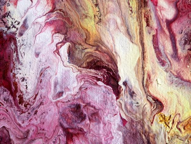 Масляная краска разноцветных красок натуральная роскошь абстрактный фон