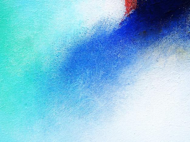 抽象的な青い空と雲。