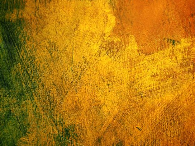 Золотой красочный цвет текстуры абстрактного фона.