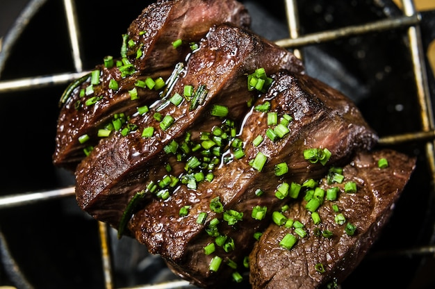 牛フィレ肉のグリルステーキ