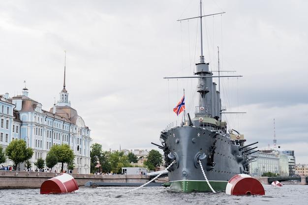 Крейсер аврора, музейный комплекс в историческом центре города.