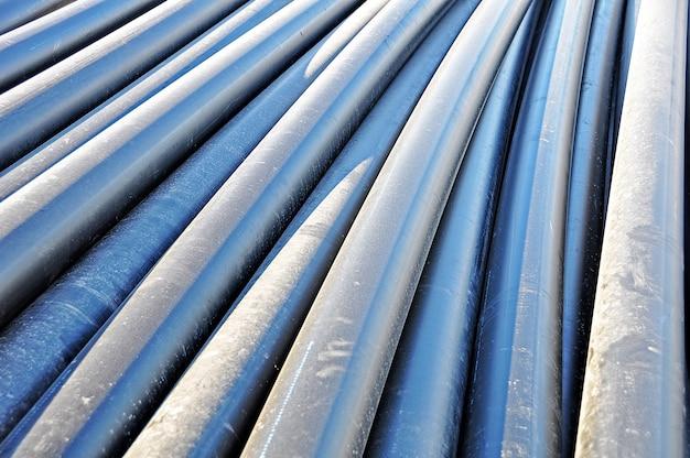 Цилиндрическая стальная труба
